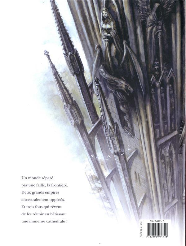 La cathédrale des abymes T.2 ; la guilde des assassins