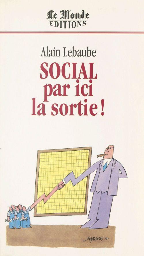 Social : par ici la sortie