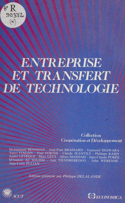 Entreprise et transfert