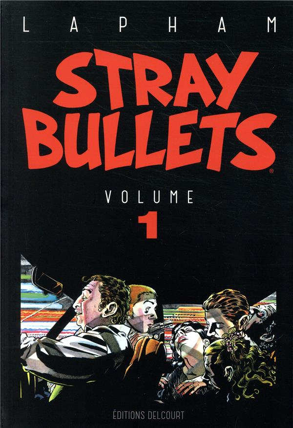 STRAY BULLETS T.1