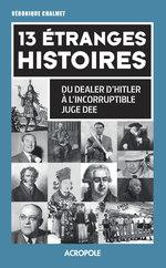 Vente Livre Numérique : 13 étranges histoires  - Véronique CHALMET