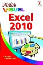 Vente Livre Numérique : Poche Visuel Excel 2010  - Bob LEVITUS