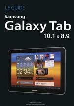 Vente EBooks : Le guide Samsung Galaxy Tab (10.1 et 8.9)  - Sébastien LECOMTE - Yasmina SALMANDJEE LECOMTE