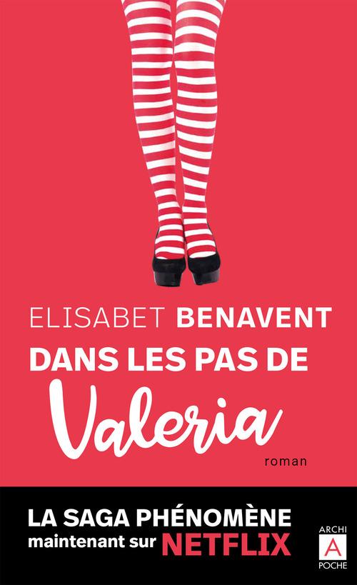 Valeria T.1 ; dans les pas de Valeria