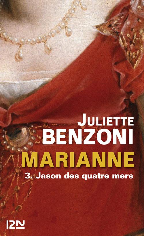 Marianne t.3 ; Jason des quatre mers