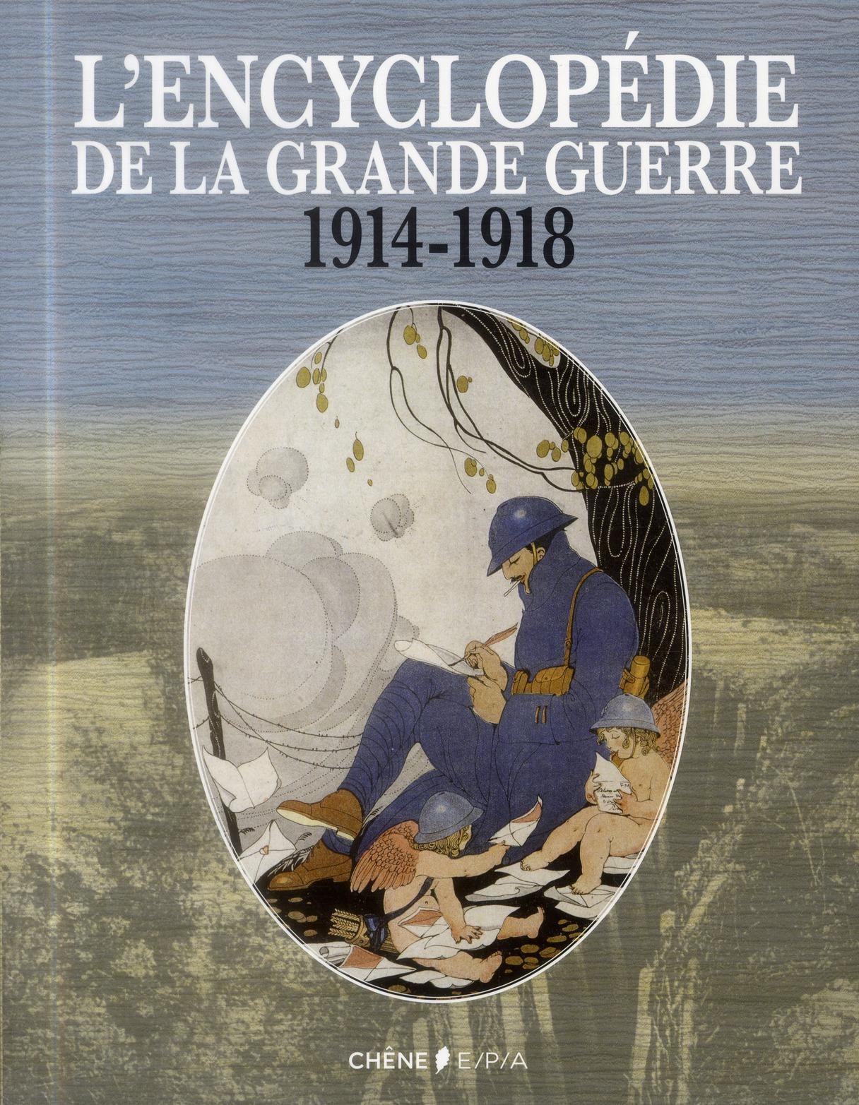 l'encyclopédie de la Grande Guerre, 1914-1918