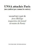 Vente Livre Numérique : UNSA attachés Paris  - Ouvrage COLLECTIF