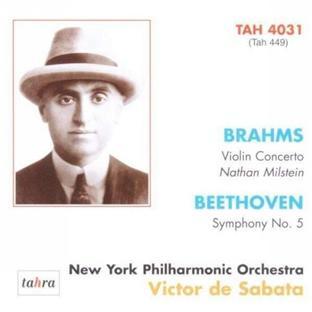 Concerto pour violon (avec beethoven / symphonie n° 5)