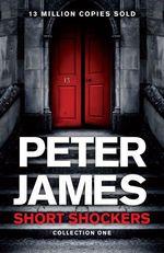 Vente Livre Numérique : Short Shockers  - Peter JAMES