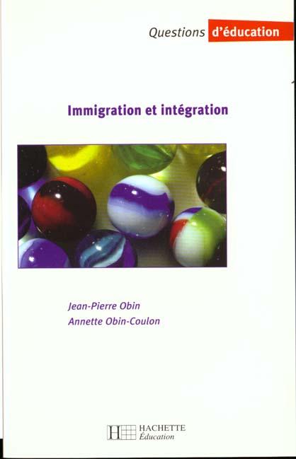 Immigration et integration