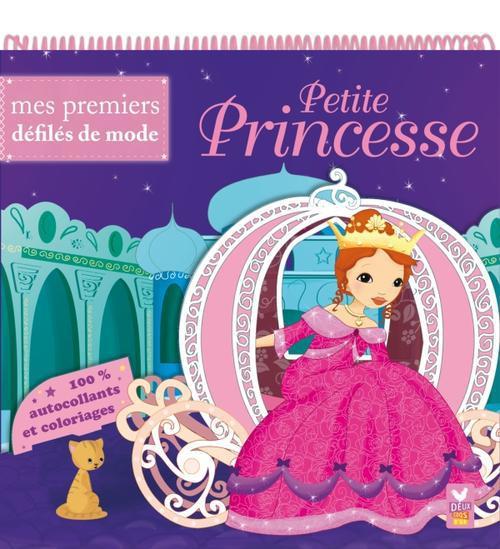MES PREMIERS DEFILES DE MODE ; petite princesse