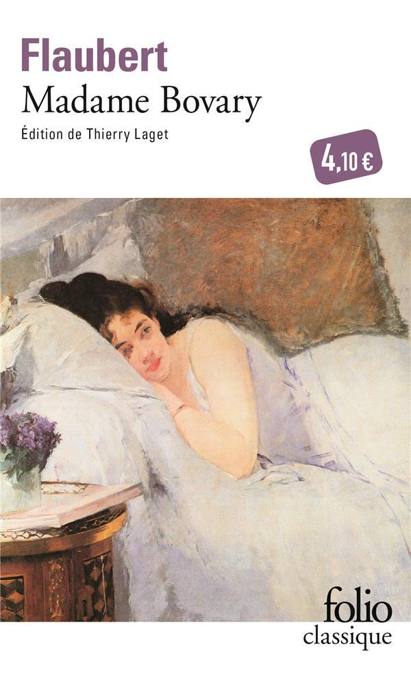 8. Flaubert, Madame Bovary