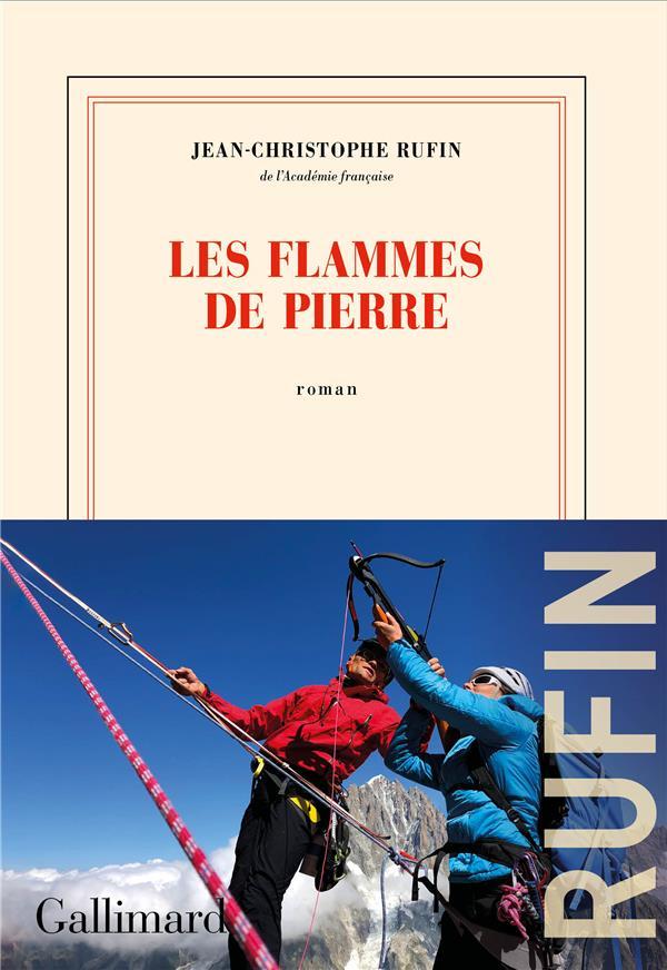 Les flammes de Pierre