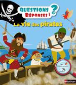 Vente Livre Numérique : La vie des pirates - Questions/Réponses - doc dès 5 ans  - Virginie Aladjidi