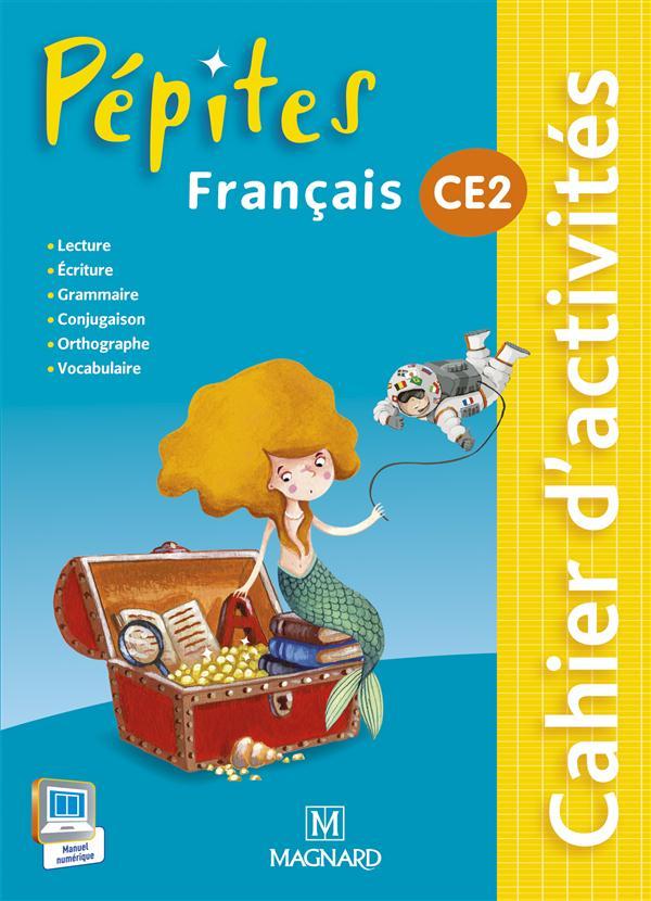 Pepites Cm2 Francais Livre De L Eleve