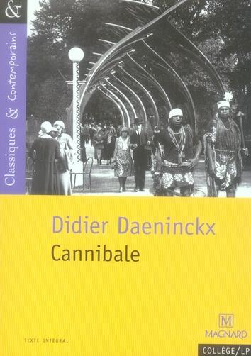 CANNIBALE DAENINCKX, DIDIER