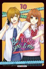 Vente Livre Numérique : Be-Twin you and me T10  - Saki Aikawa