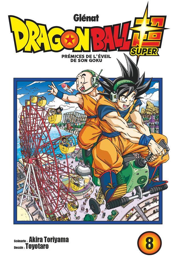 Dragon Ball Super t.8 ; prémices de l'éveil de Son Goku