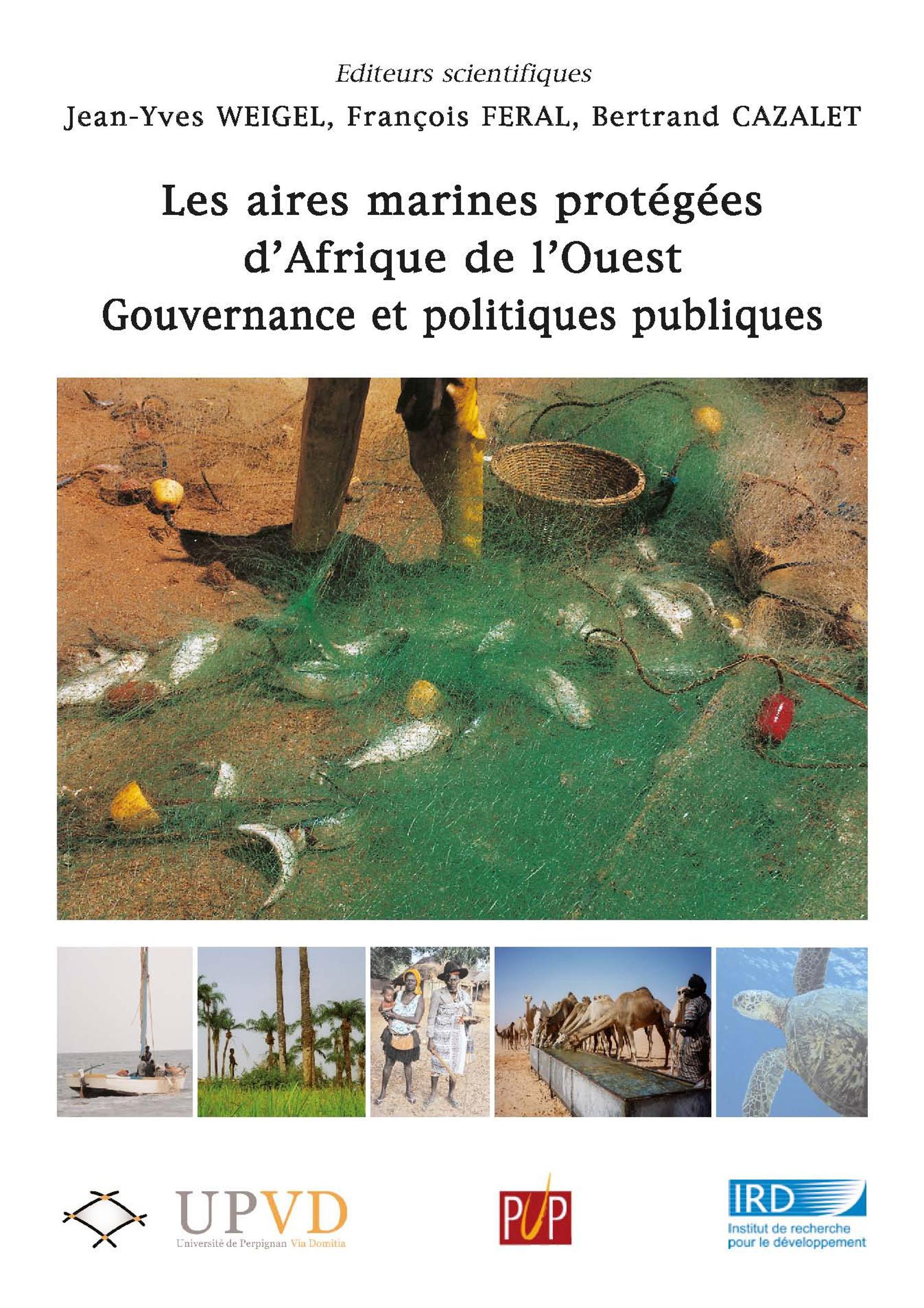 Aires marines protégées d'Afrique de l'Ouest