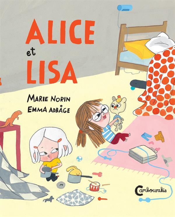 Alice et Lisa t.1