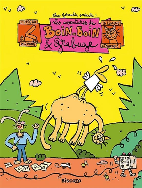 Les aventures de Boin-Boin et Grabuge