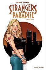 Vente Livre Numérique : Strangers in Paradise Intégrale I  - Terry Moore