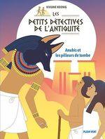 Vente Livre Numérique : Anubis et les pilleurs de tombe  - Viviane Koenig