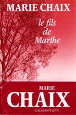 Vente Livre Numérique : Le Fils de Marthe  - Marie Chaix
