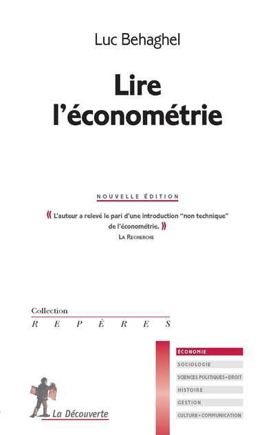 Lire L'Econometrie