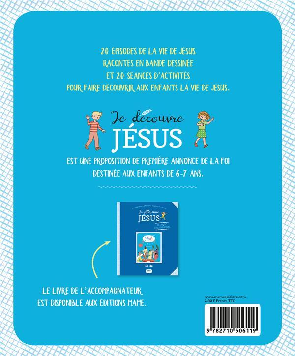 Je decouvre jesus - fichier enfant