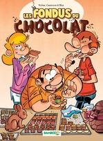 Vente Livre Numérique : Les fondus du chocolat  - Hervé Richez - Christophe Cazenove