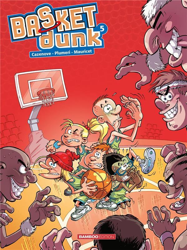 Basket dunk T.5