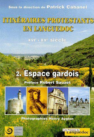 Itinéraires protestants en Languedoc XVIe-XXe siècle t.2 ; espaces gardois