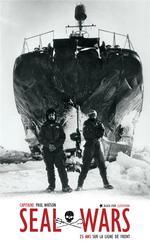 Couverture de Seal wars ; 25 ans sur la ligne de front