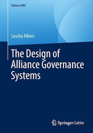 The Design of Alliance Governance Systems