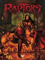 Vente Livre Numérique : Raptors - Volume 1  - Jean Dufaux