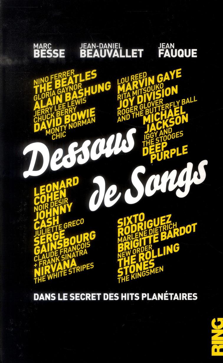 Dessous de songs