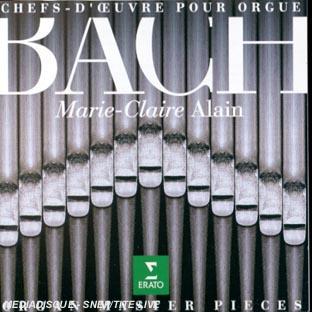 Chefs-d'oeuvre Pour Orgue-organ Master Pieces