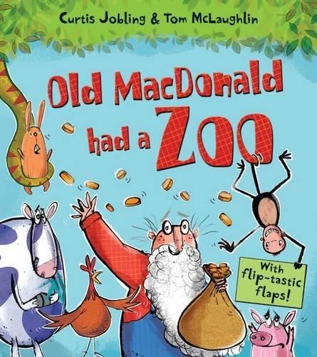 Old macondald had a zoo