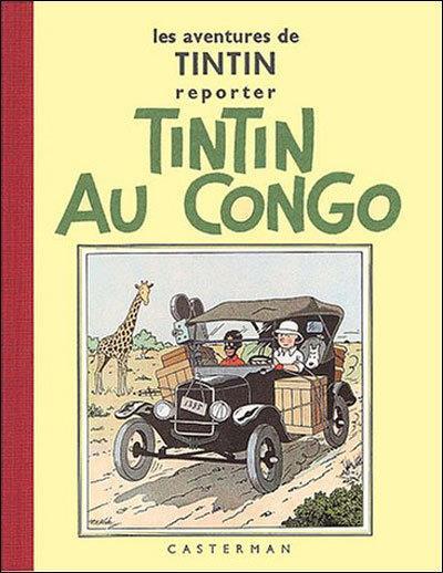 Les aventures de Tintin T.2 ; Tintin au Congo