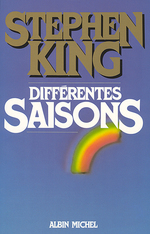 Vente Livre Numérique : Différentes saisons  - Stephen King