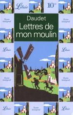 Couverture de Lettres de mon moulin