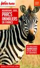 GUIDE DES PARCS ANIMALIERS 2020 Petit Futé  - Collectif Petit Fute  - Dominique Auzias  - Jean-Paul Labourdette