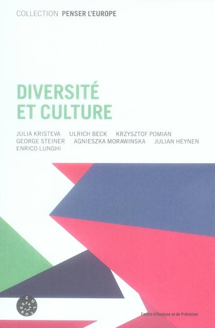 Diversité et culture