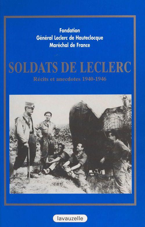 Soldats de leclerc