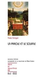La Parole et le Souffle  - Yves Congar