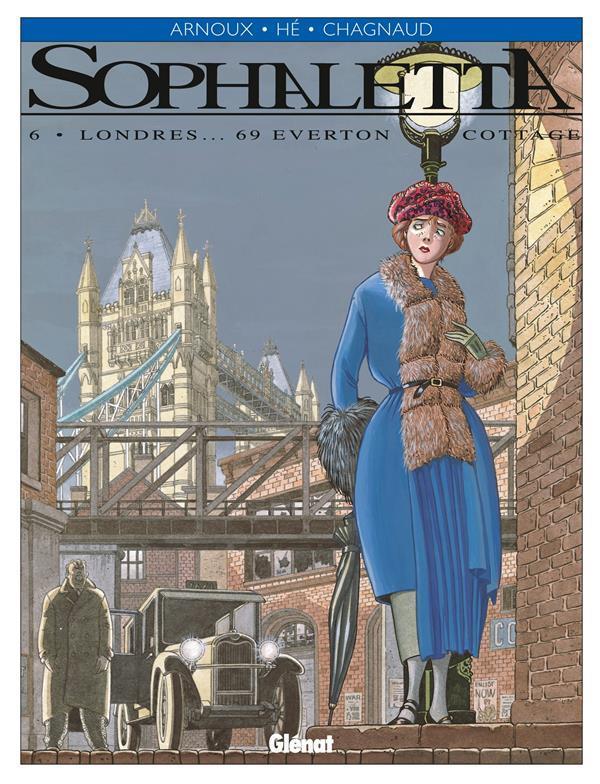 Sophaletta t.6 ; Londres... 69 Everton cottage
