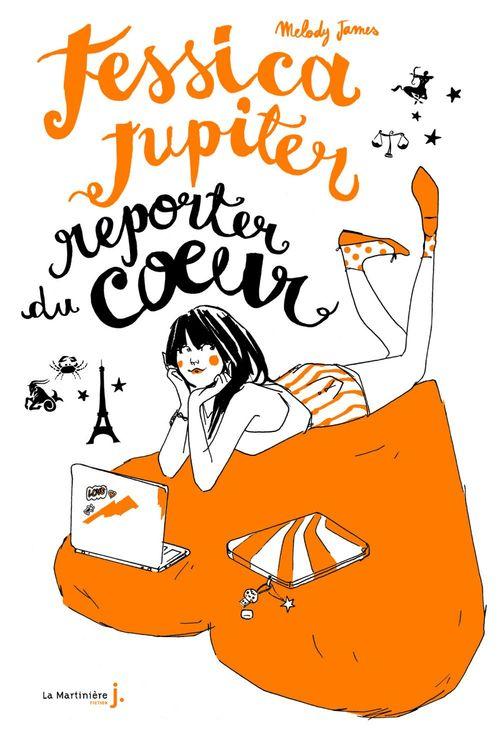 Jessica Jupiter reporter du coeur