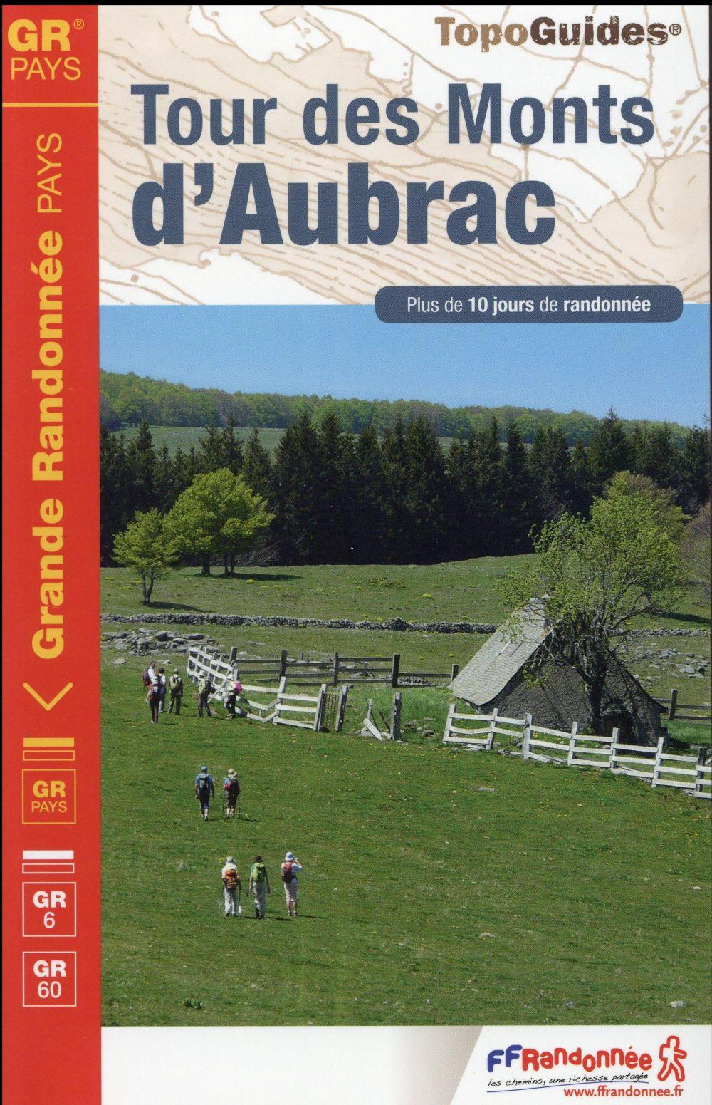 Tours des monts d'Aubrac (édition 2016)