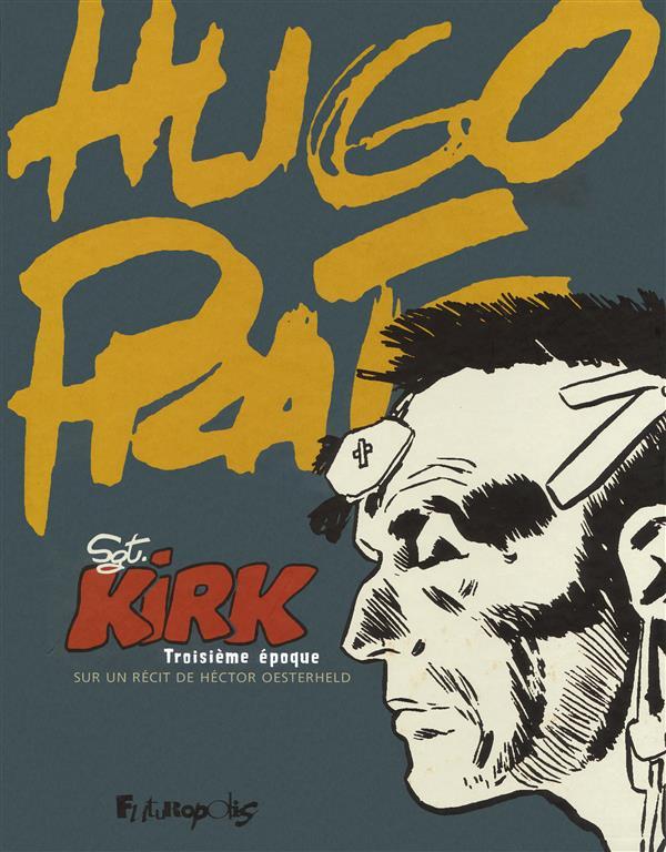 Sergent Kirk t.3
